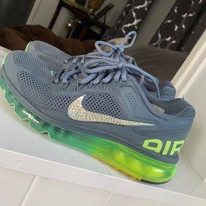 Glitter kicks Nike Air Max